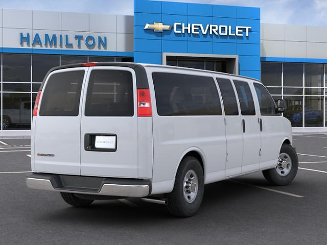 2020 Chevrolet Express 3500 4x2, Passenger Wagon #A0170 - photo 1