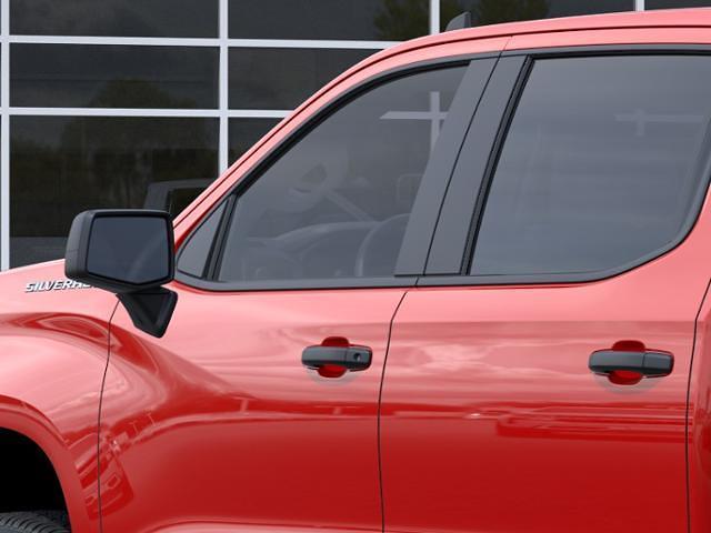 2021 Chevrolet Silverado 1500 Crew Cab 4x4, Pickup #A0195 - photo 10