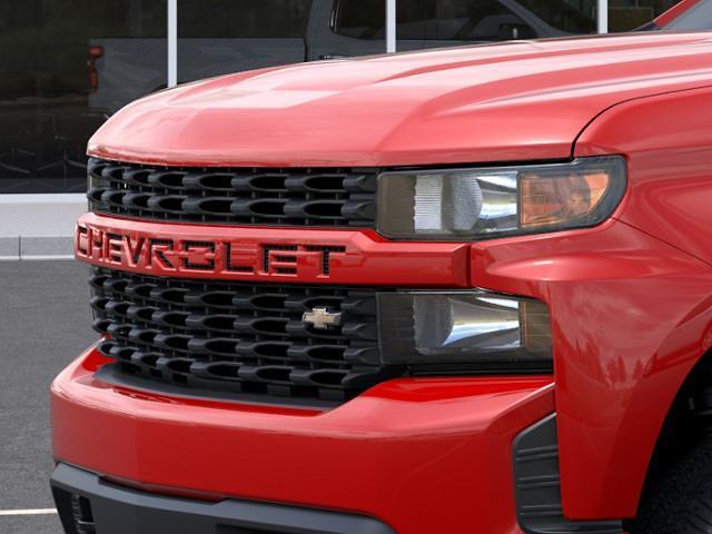 2021 Chevrolet Silverado 1500 Crew Cab 4x4, Pickup #A0195 - photo 11
