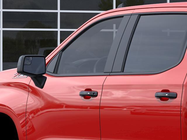2021 Chevrolet Silverado 1500 Crew Cab 4x4, Pickup #A0196 - photo 10