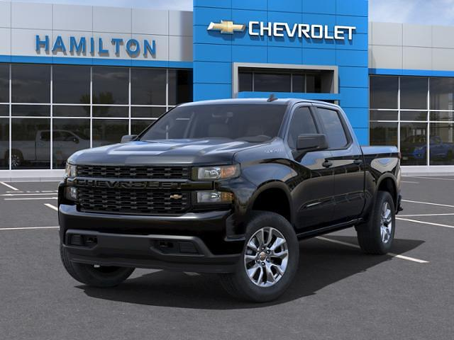 2021 Chevrolet Silverado 1500 Crew Cab 4x4, Pickup #A0205 - photo 6