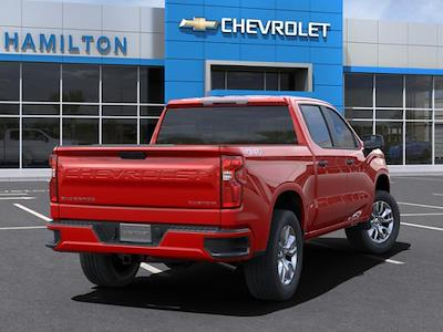 2021 Chevrolet Silverado 1500 Crew Cab 4x4, Pickup #A0245 - photo 2