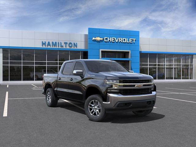 2021 Chevrolet Silverado 1500 4x4, Pickup #A0281 - photo 1