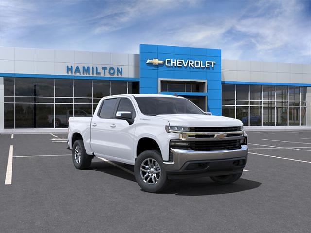2021 Chevrolet Silverado 1500 4x4, Pickup #A0282 - photo 1