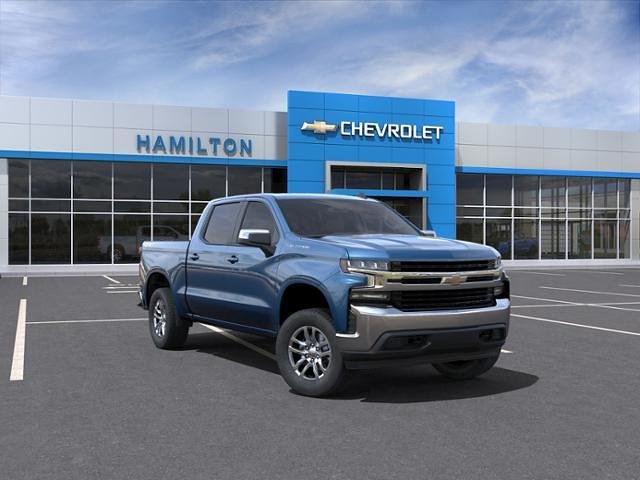2021 Chevrolet Silverado 1500 4x4, Pickup #A0285 - photo 1
