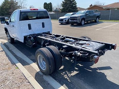 2021 Chevrolet Silverado 3500 Regular Cab AWD, Cab Chassis #A0308 - photo 3