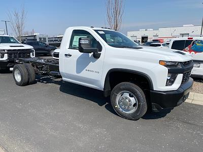 2021 Chevrolet Silverado 3500 Regular Cab AWD, Cab Chassis #A0309 - photo 1