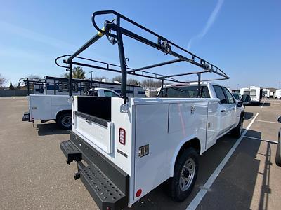 2021 Chevrolet Silverado 3500 Crew Cab 4x4, Reading Classic II Steel Service Body #A0320 - photo 4