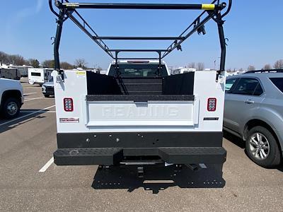 2021 Chevrolet Silverado 3500 Crew Cab 4x4, Reading Classic II Steel Service Body #A0320 - photo 5
