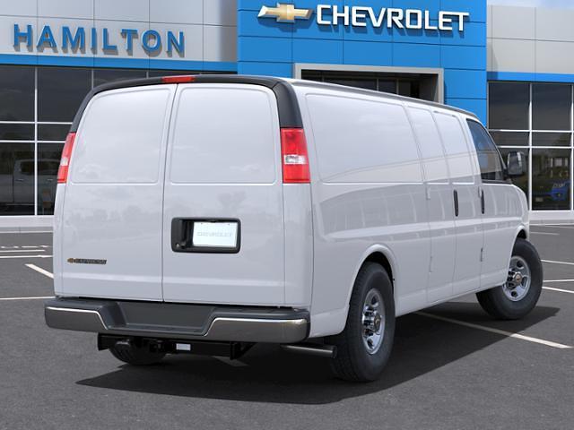 2021 Chevrolet Express 2500 4x2, Empty Cargo Van #A0340 - photo 2