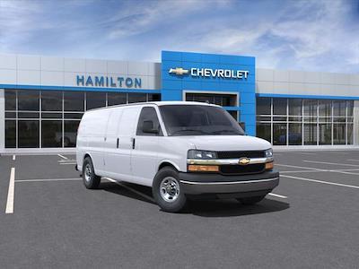 2021 Chevrolet Express 2500 4x2, Empty Cargo Van #A0340 - photo 1