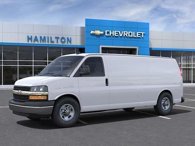 2021 Chevrolet Express 2500 4x2, Empty Cargo Van #A0340 - photo 3