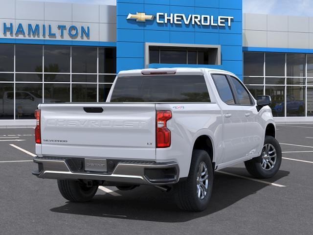 2021 Chevrolet Silverado 1500 4x4, Pickup #A0685 - photo 2