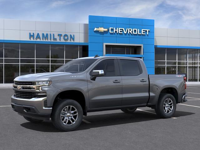 2021 Chevrolet Silverado 1500 4x4, Pickup #A0715 - photo 3