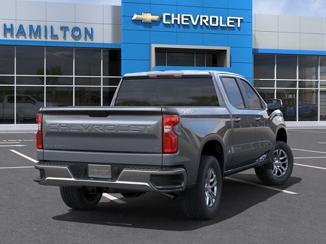 2021 Chevrolet Silverado 1500 4x4, Pickup #A0715 - photo 2