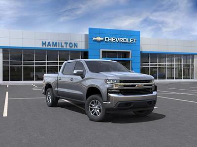 2021 Chevrolet Silverado 1500 4x4, Pickup #A0715 - photo 1