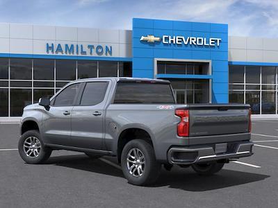 2021 Chevrolet Silverado 1500 4x4, Pickup #A0715 - photo 4