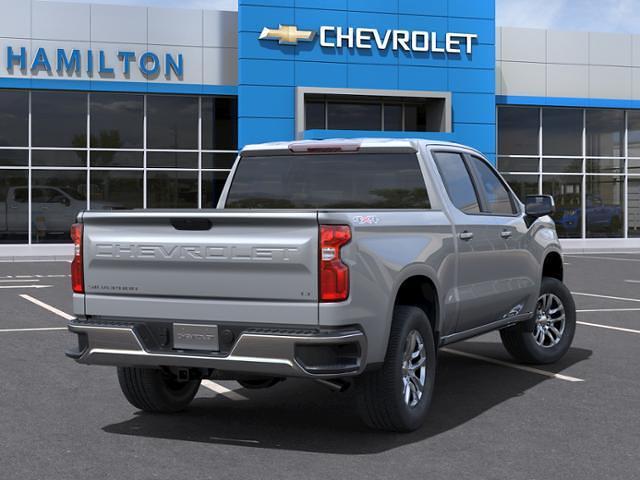2021 Chevrolet Silverado 1500 4x4, Pickup #A0716 - photo 2