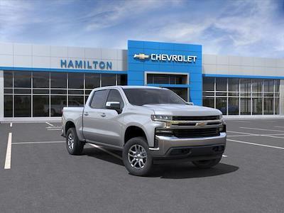 2021 Chevrolet Silverado 1500 4x4, Pickup #A0716 - photo 1
