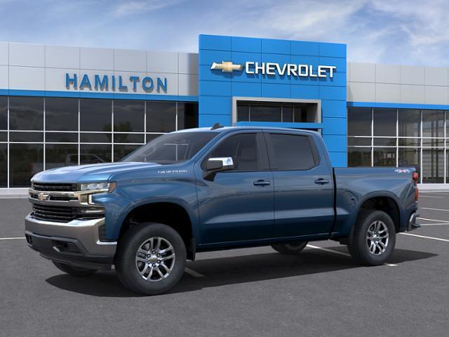 2021 Chevrolet Silverado 1500 4x4, Pickup #A0717 - photo 3