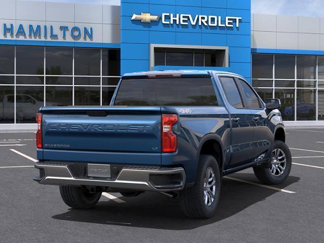 2021 Chevrolet Silverado 1500 4x4, Pickup #A0717 - photo 2