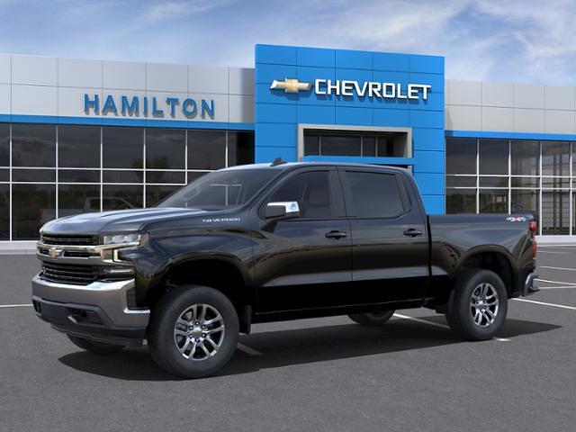2021 Chevrolet Silverado 1500 4x4, Pickup #A0721 - photo 3