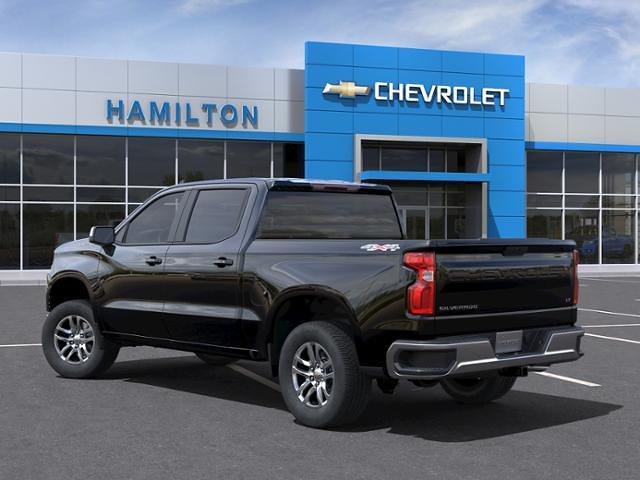 2021 Chevrolet Silverado 1500 4x4, Pickup #A0721 - photo 4