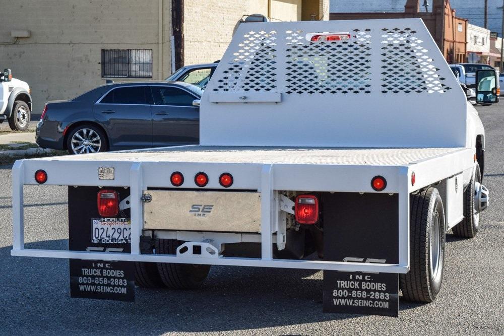 2015 Silverado 3500 Regular Cab DRW 4x2, Scelzi Platform Body #4944 - photo 1