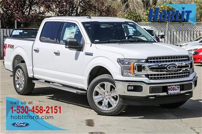 2019 F-150 SuperCrew Cab 4x4, Pickup #F13415 - photo 1
