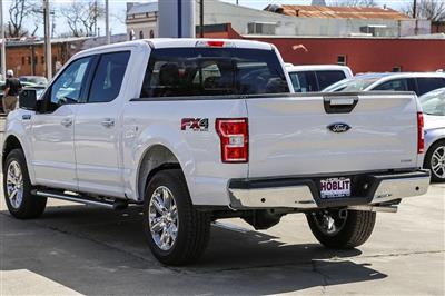 2019 F-150 SuperCrew Cab 4x4, Pickup #F13415 - photo 5