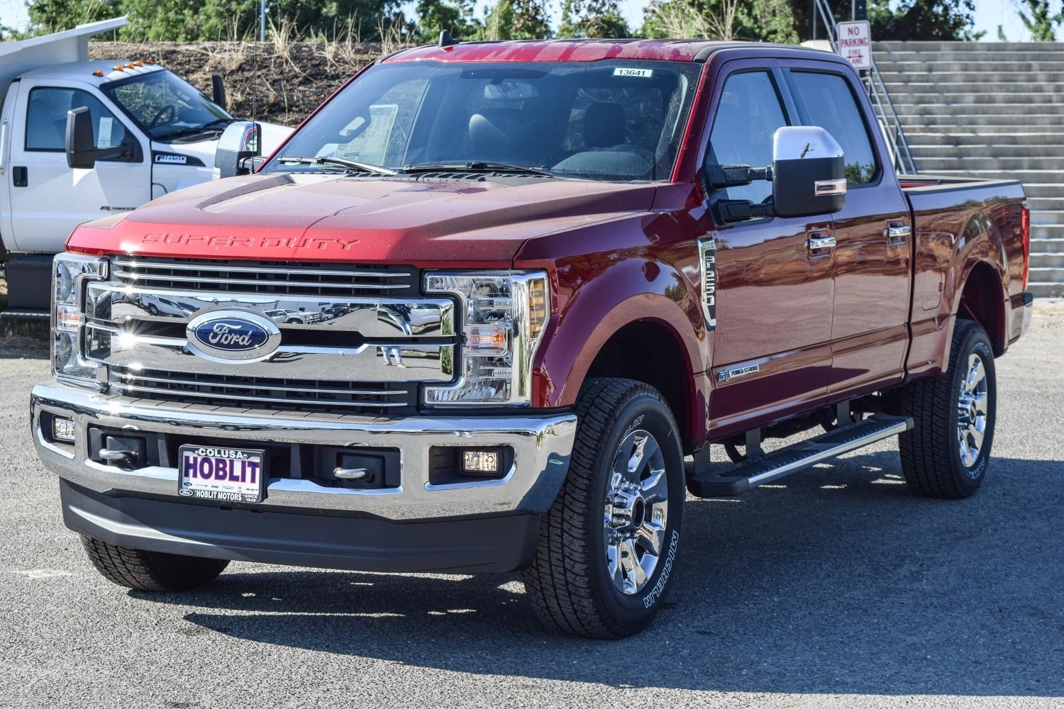 2019 F-250 Crew Cab 4x4, Pickup #F13641 - photo 4