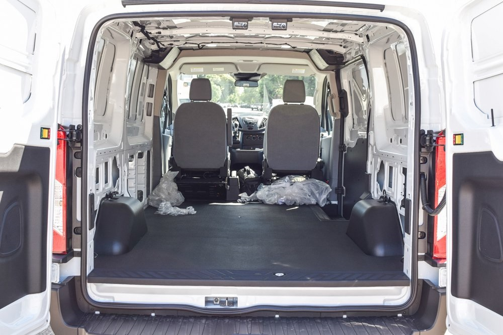 2019 Transit 150 Low Roof 4x2, Empty Cargo Van #F13765 - photo 2