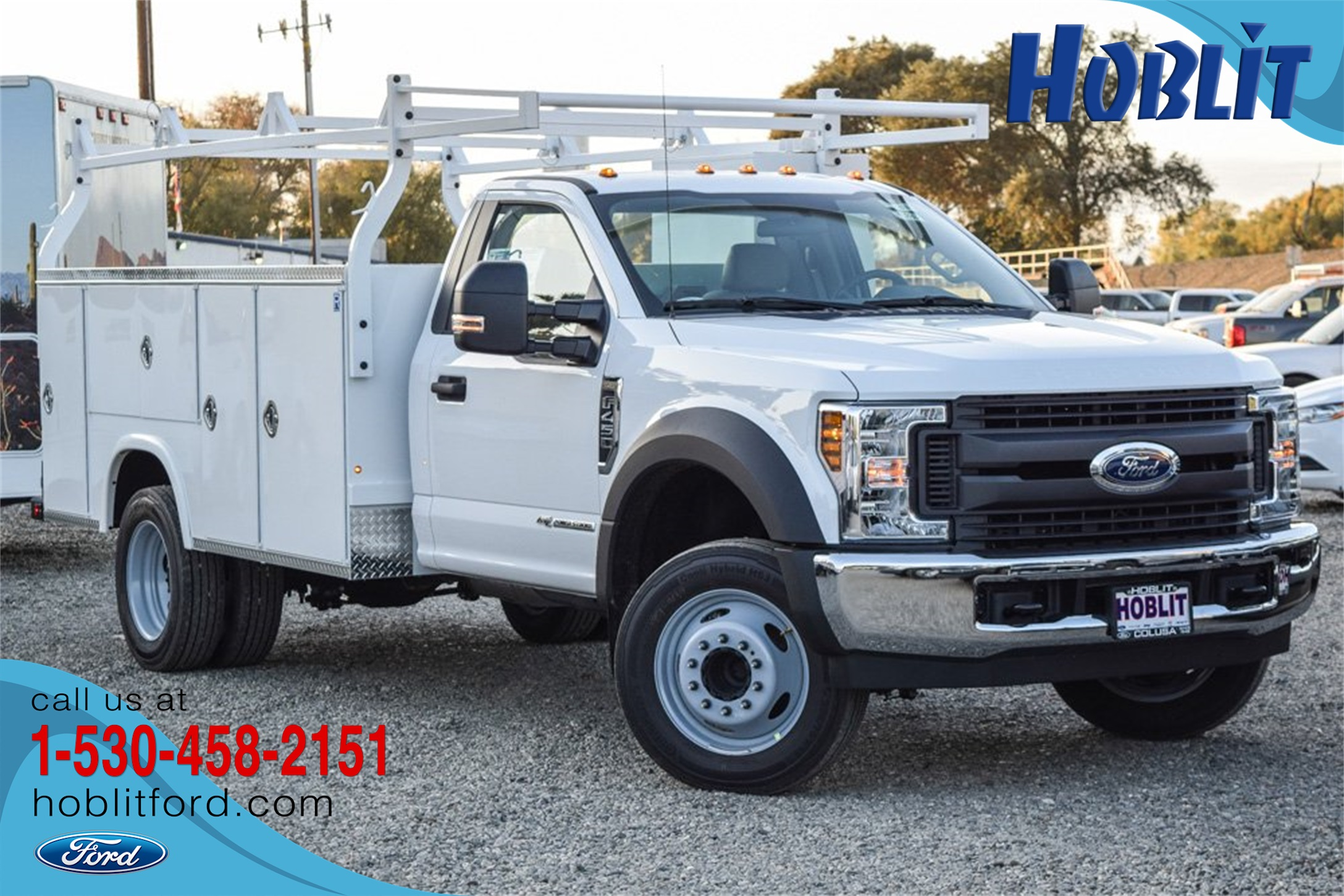 2019 Ford F-450 Regular Cab DRW 4x2, Royal Service Body #F13880 - photo 1