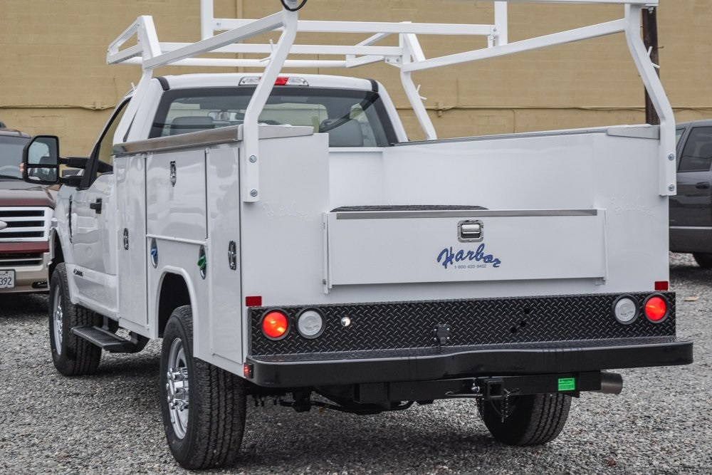 2019 F-350 Regular Cab 4x4, Service Body #F13907 - photo 5