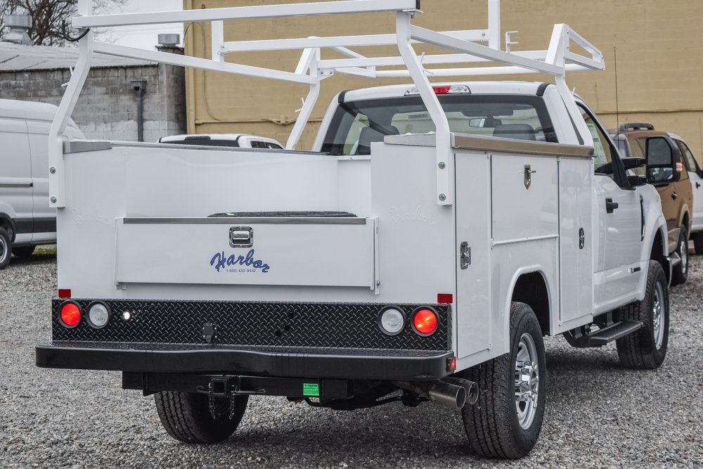 2019 F-350 Regular Cab 4x4, Service Body #F13907 - photo 2
