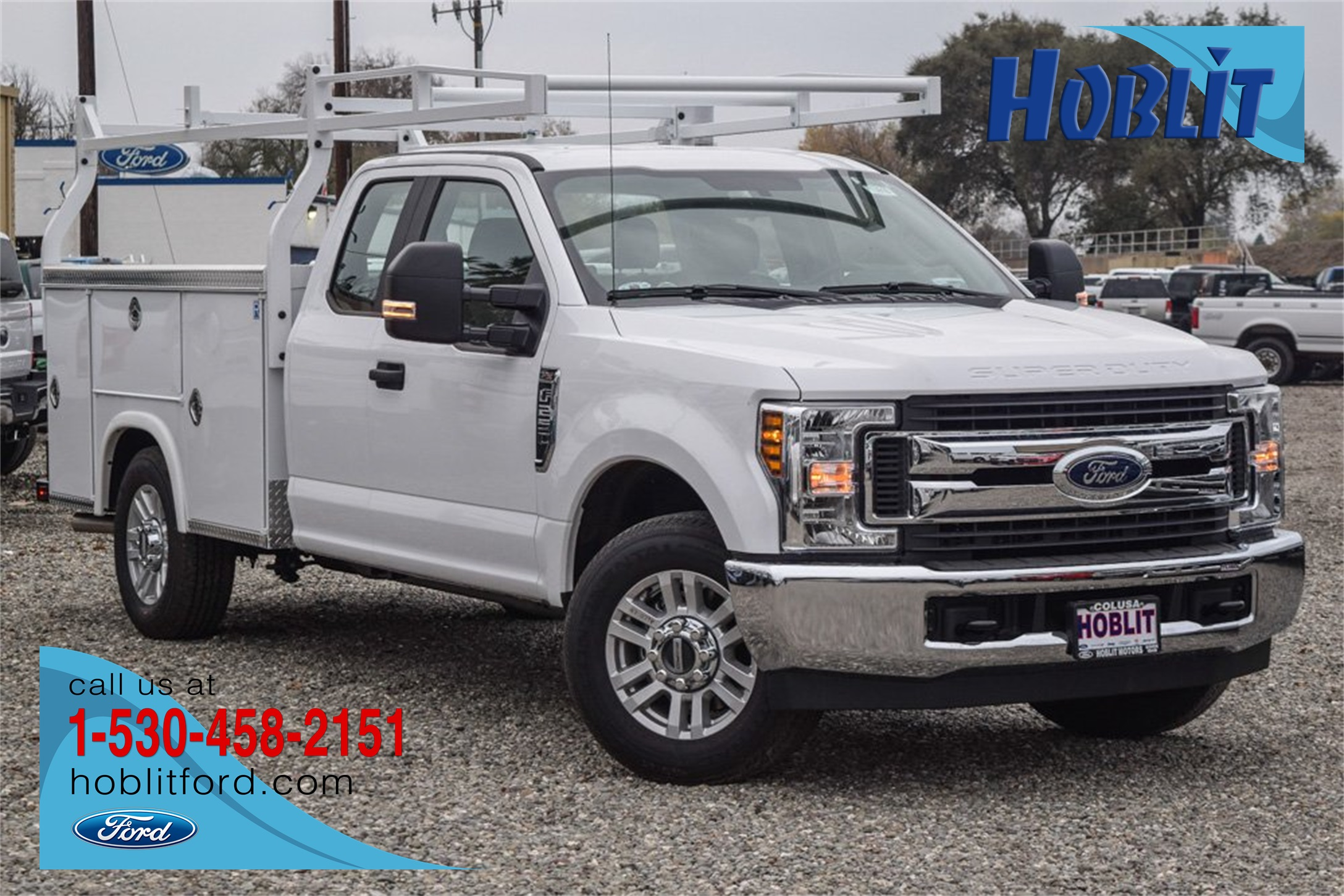 2019 Ford F-250 Super Cab 4x2, Royal Service Body #F13910 - photo 1