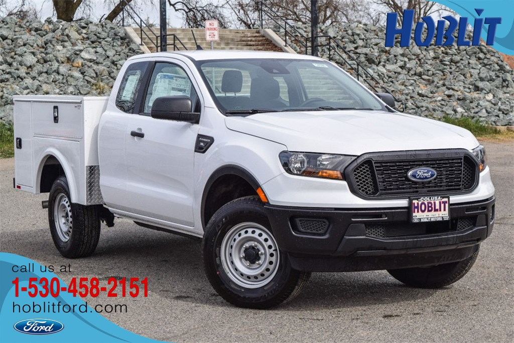 2019 Ford Ranger Super Cab 4x2, Knapheide Service Body #F14108 - photo 1