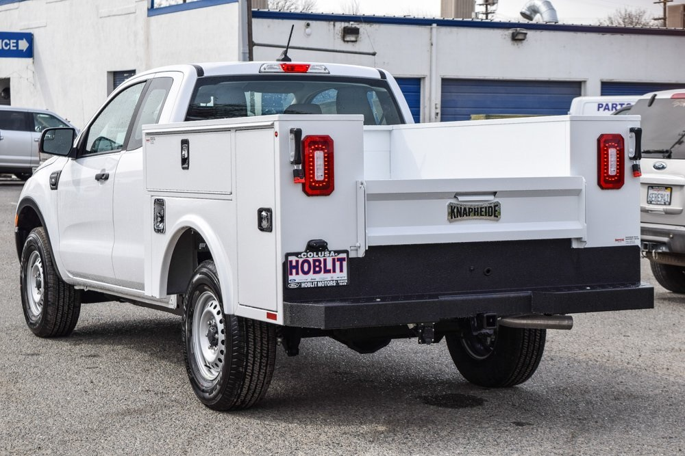 2019 Ford Ranger Super Cab 4x2, Knapheide Aluminum Service Body #F14108 - photo 5