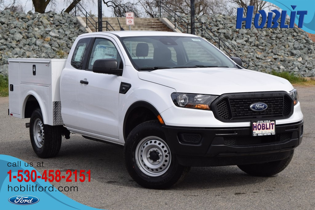 2019 Ford Ranger Super Cab 4x2, Knapheide Service Body #F14109 - photo 1