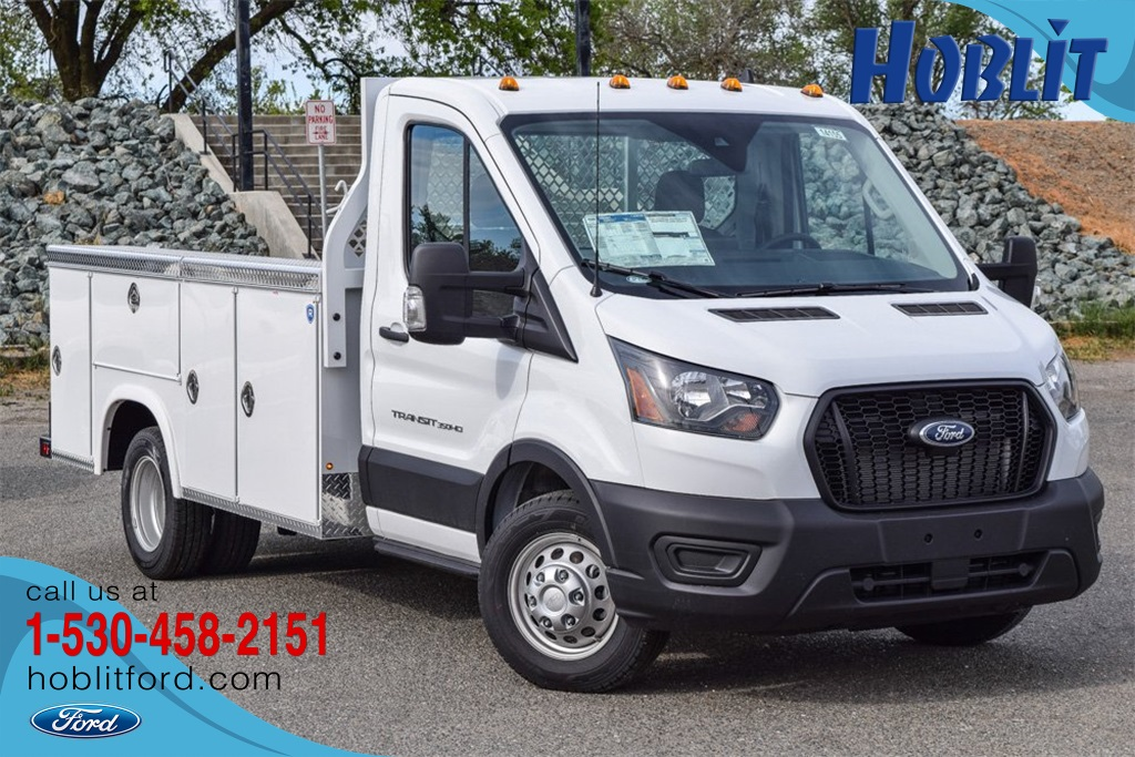 2020 Ford Transit 350 HD DRW RWD, Royal Service Body #F14155 - photo 1