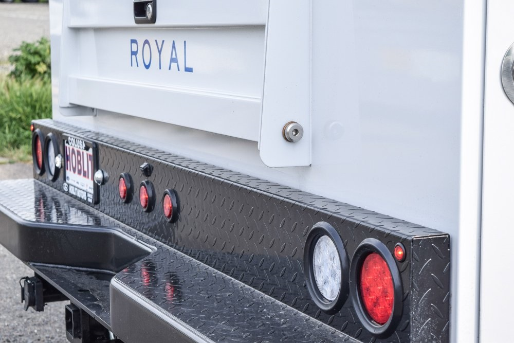 2020 Ford Transit 350 HD DRW RWD, Royal TR 125 Transit Service Body #F14155 - photo 10