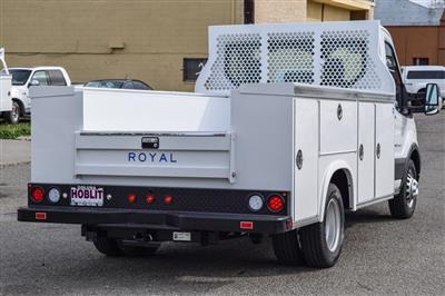 2020 Ford Transit 350 HD DRW RWD, Royal TR 125 Transit Service Body #F14155 - photo 2