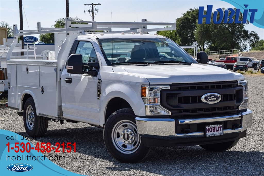 2020 Ford F-350 Regular Cab 4x2, Royal Service Body #F14165C - photo 1