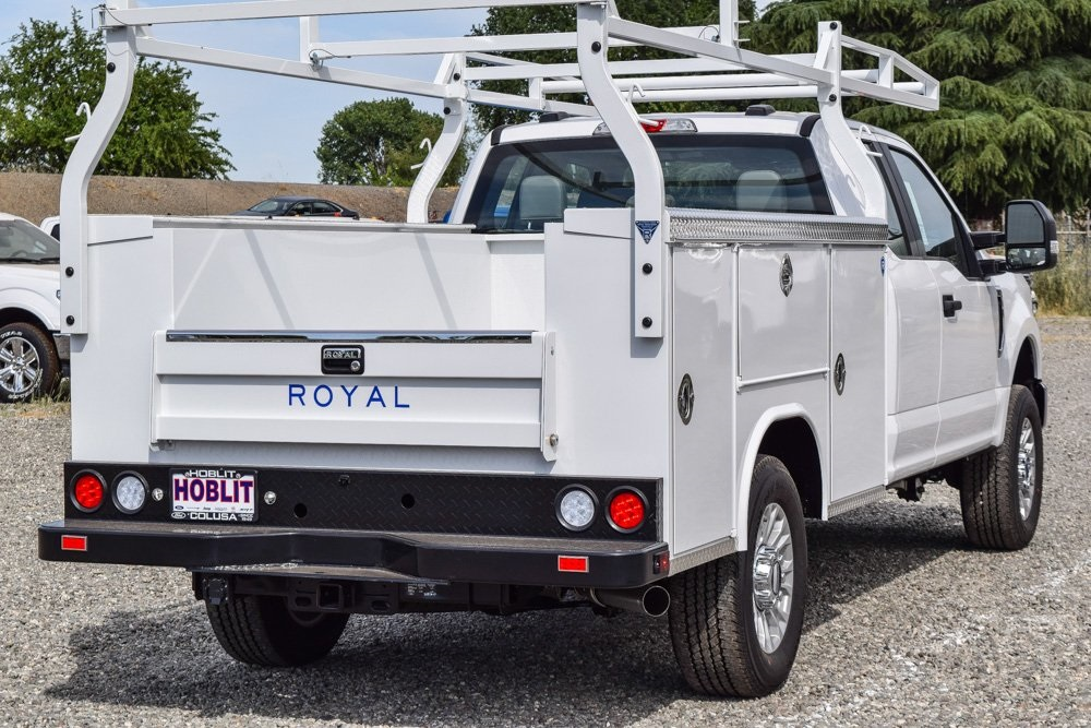 2020 Ford F-250 Super Cab 4x4, Royal Service Body #F14170C - photo 1