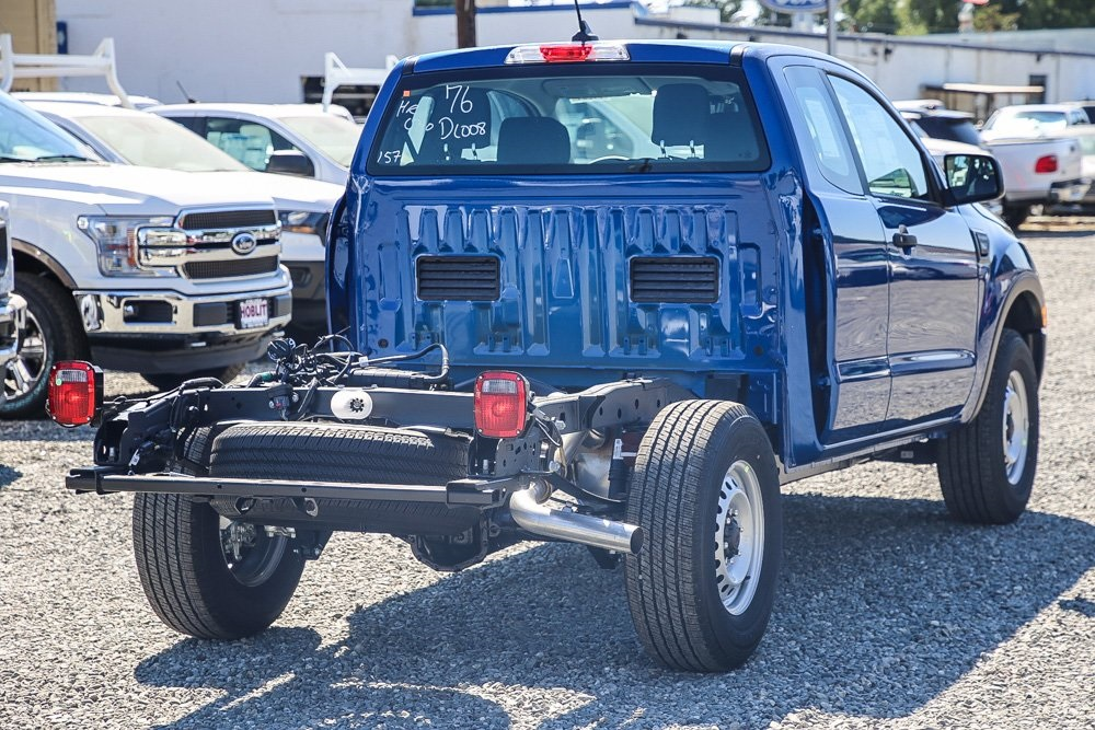 2020 Ford Ranger Super Cab 4x2, Cab Chassis #F14291C - photo 1