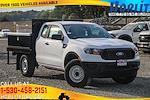 2020 Ford Ranger Super Cab 4x2, Harbor Platform Body #F14347C - photo 1