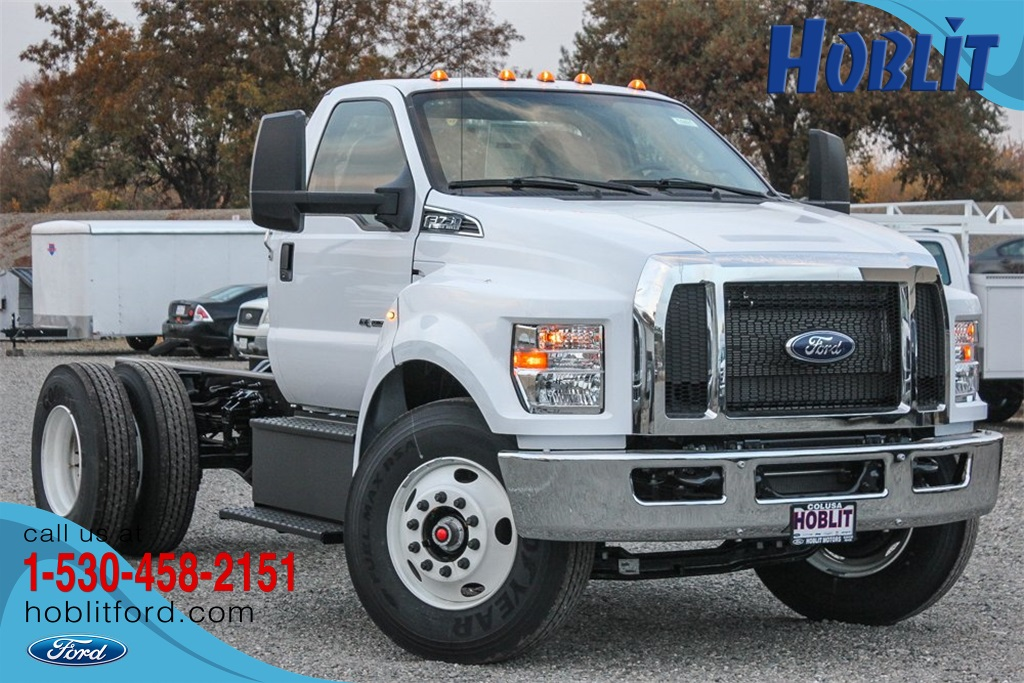 2021 Ford F-750 Regular Cab DRW 4x2, Cab Chassis #F14491C - photo 1