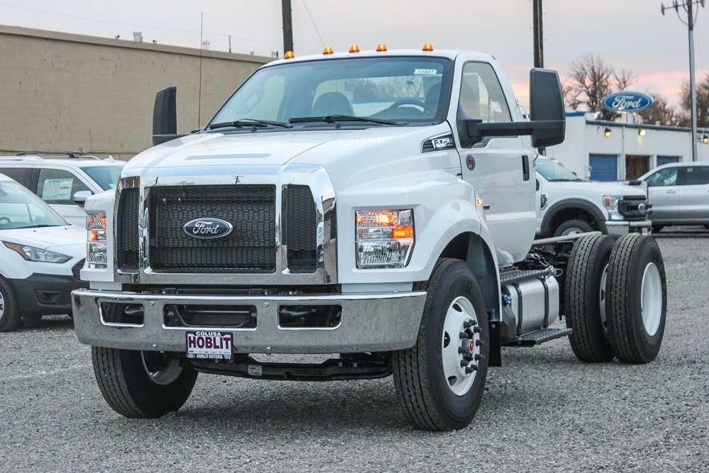 2021 Ford F-750 Regular Cab DRW 4x2, Cab Chassis #F14491C - photo 4