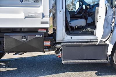 2021 Ford F-650 Regular Cab DRW 4x2, Cab Chassis #F14525 - photo 15