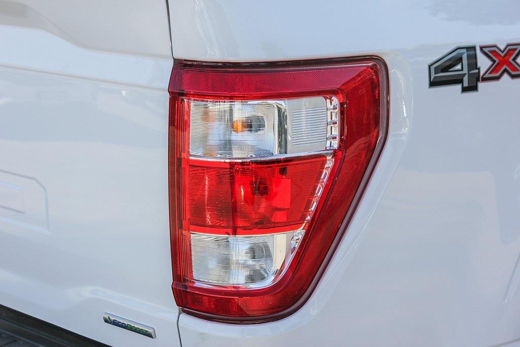 2021 Ford F-150 Super Cab 4x4, Pickup #F14539L - photo 8